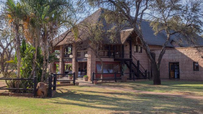 zebra country lodge | südafrika