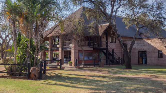 zebra country lodge | südafrika