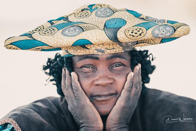 herero women kaokoveld namibia