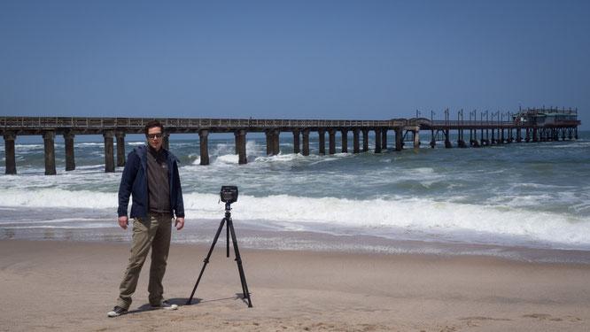 jetty | swakopmund | namibia