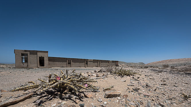 Diamantensperrgebiet und Kolmannskuppe Namib Wüste Namibia