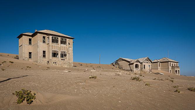 Colmanskop ghost town Namibia