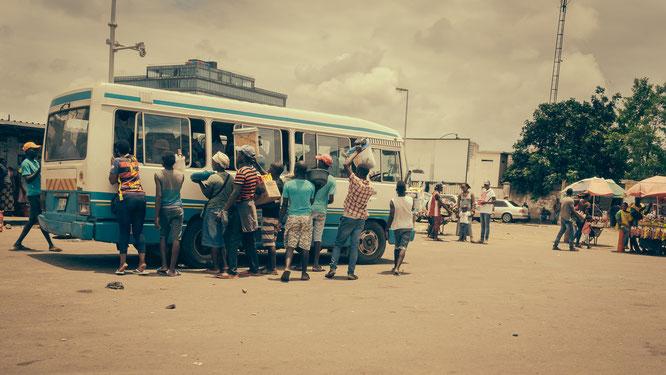 Streetphotography Maputo Mozambique