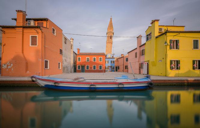 chiesa di san martino | island burano venice | italy 2015