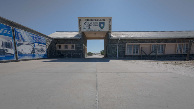 nelson mandela robben island cape town kapstadt