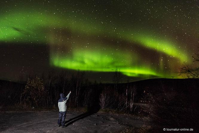 Polarlichter fotografieren: Tipps  über Belichtung Verschlußzeit, Blende, ISO Einstellungen