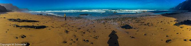 Playa de Cordoama Strand
