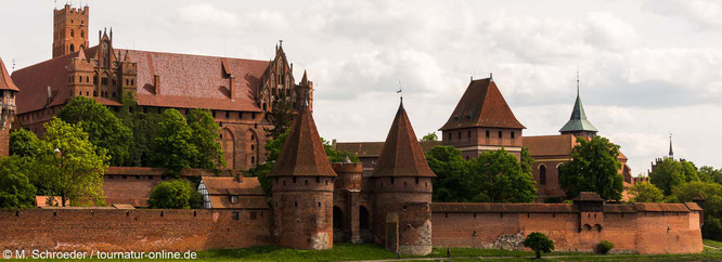 Marienburg in Malborg