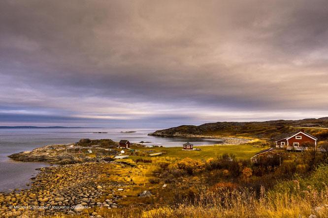 Varanger Fjord und Bugoeynes