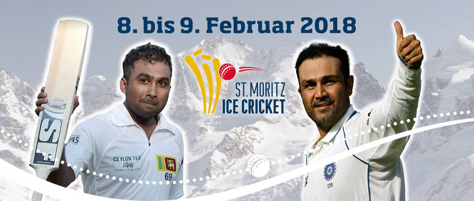 St Morit ICE CRICKET (8 - 9 Februar 2018)
