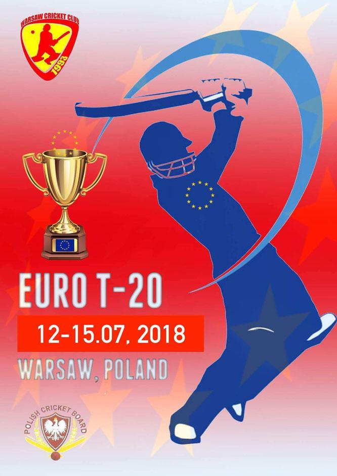 Euro Twenty20 Cup (Warsaw, 12-15.7.2018)