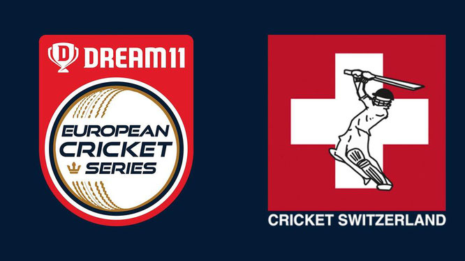 DREAM11 European Cricket Series Cricket Switzerland