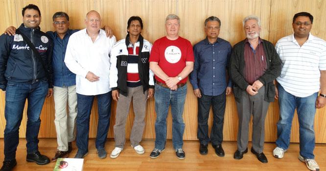 Members of Cricket Switzerland & GESLCC