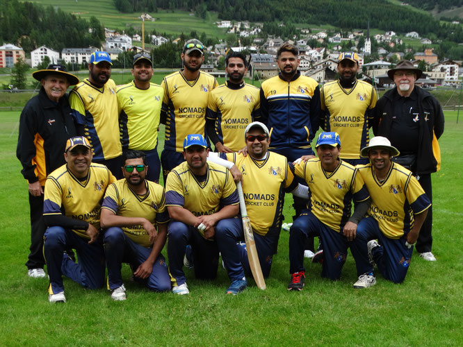 Zurich Nomads Cricket Club