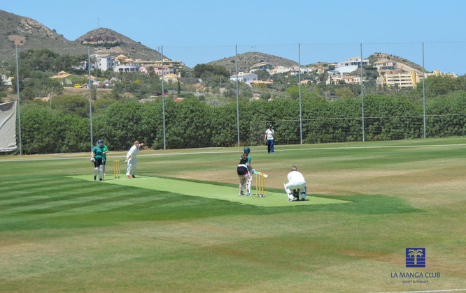 La Manga Ladies Cricket in 2017