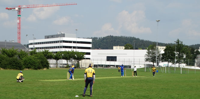 Power CC versus Nomads (Deutweg, Sunday 8th July 2018)