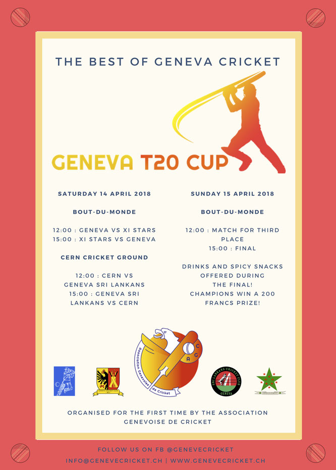 GCA Geneva T20 Cup