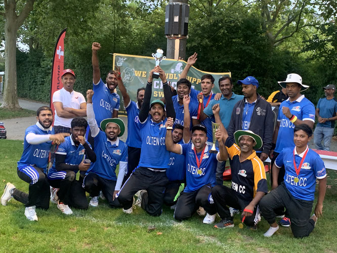 2020 Mr Pickwick T20 Champions (20.9.2020)