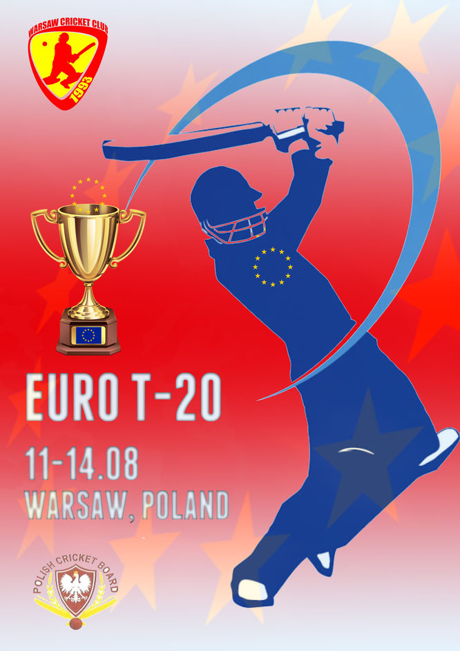 Euro T20 Cup (11..14.8.2016)