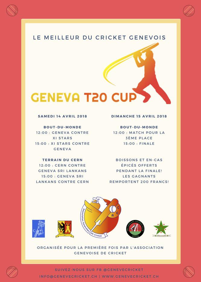 AGC Geneva T20 Cup