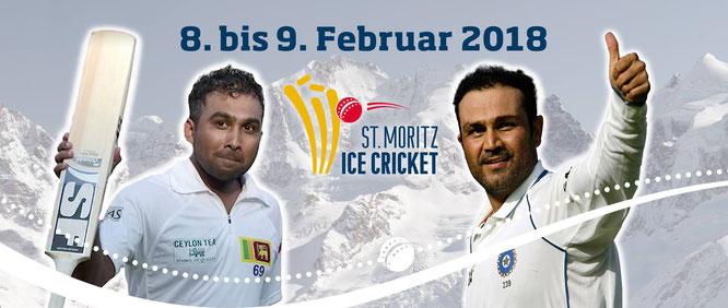 St Moritz ICE CRICKET (8-9.2.2018)