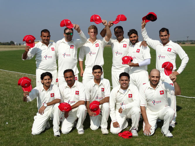 Switzerland National XI (4-Nation Tournament in  Prage/CZ, 5-7 September 2014)