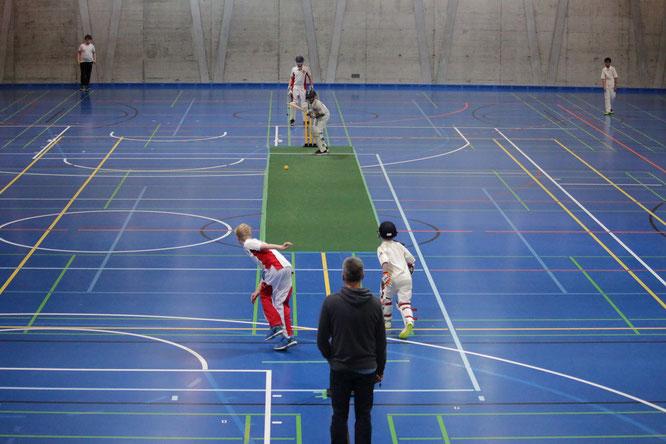 Basel U13 indoors (11-12.3.2018)