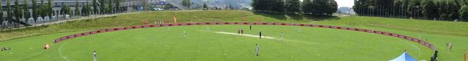 Dream 11 European Cricket Series - Cricket Switzerland T10 in St Gallen