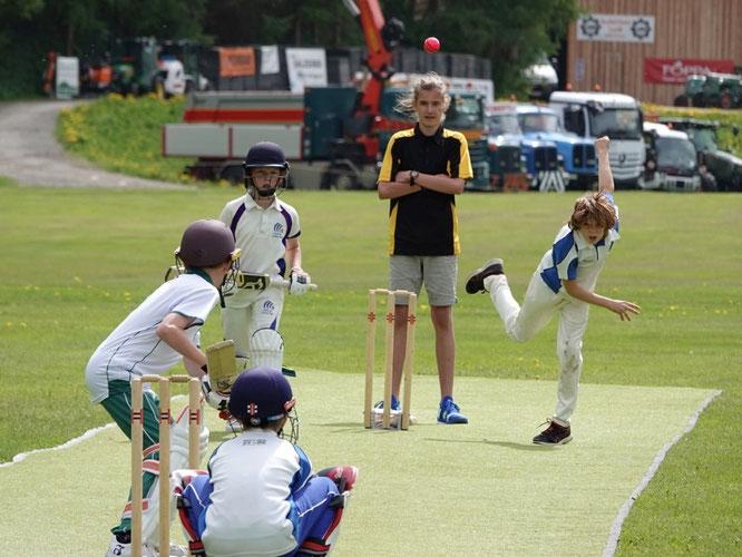 Junior Cricket Festival (Zuoz 2019)