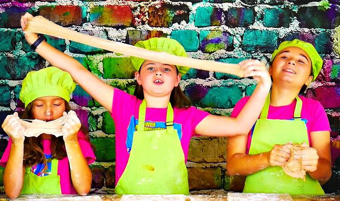 slime, edible slime, slime recipe, the wild adventure girls