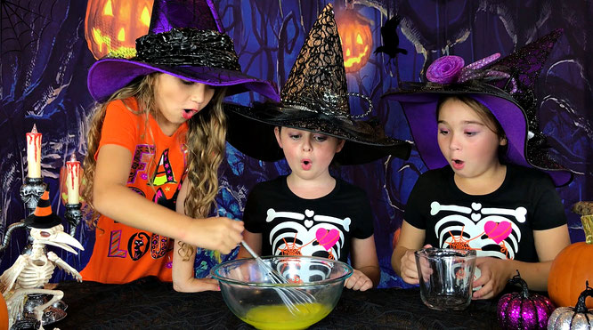 treats, halloween treats, the wild adventure girls