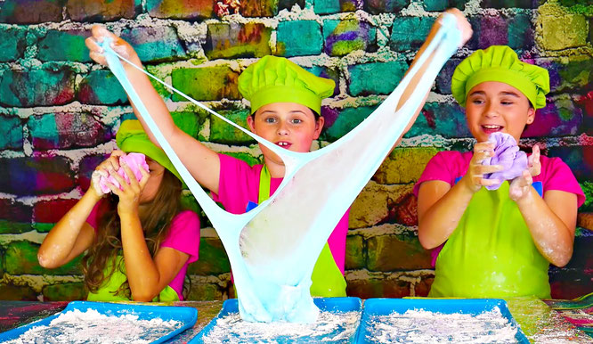 edible slime, Slime, diy, unicorn slime, slime recipe, the wild adventure girls