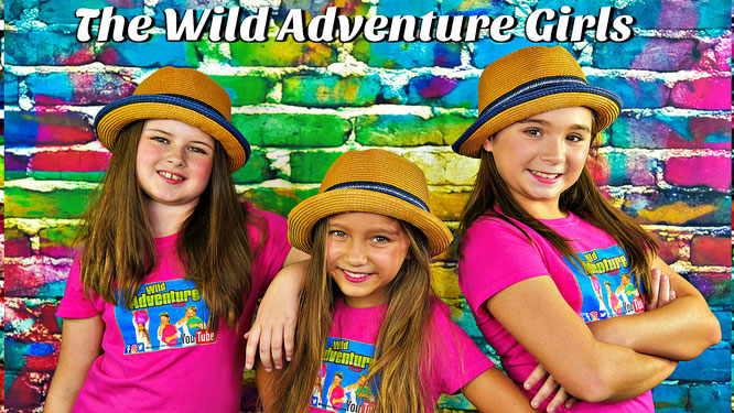 the wild adventure girls, wild adventure girls, youtube for kids, kids show, kid show, educational show