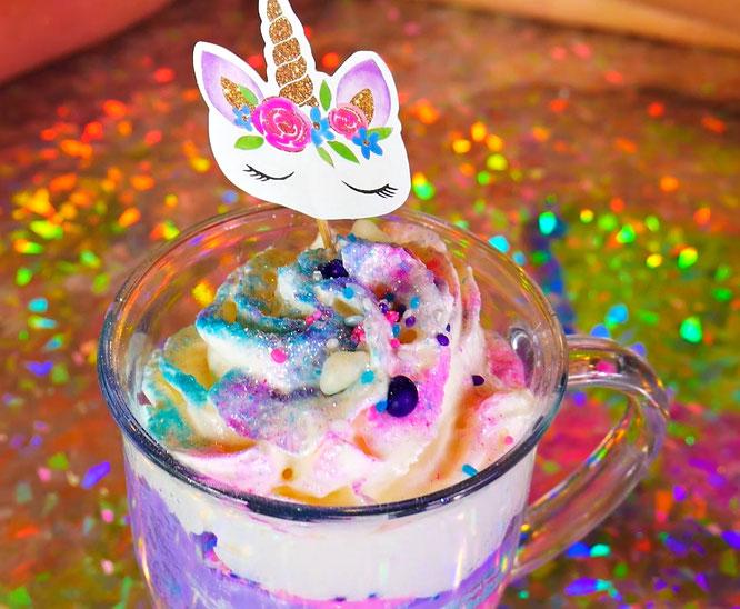 edible slime recipe, slime you can eat, edible unicorn slime