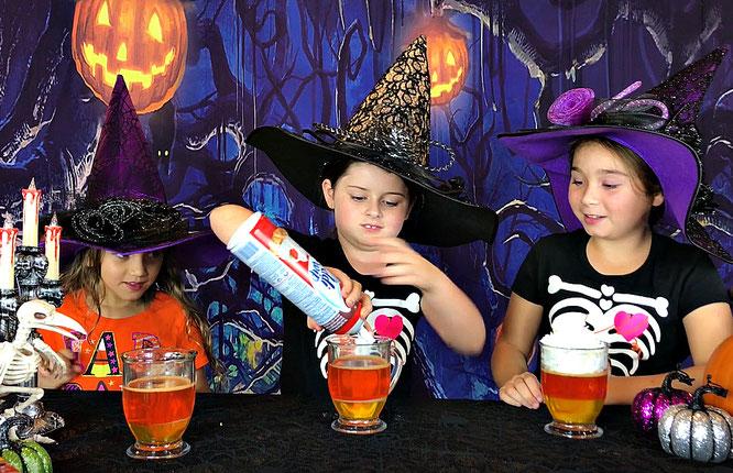The Wild Adventure Girls, halloween, diy, treats, recipe