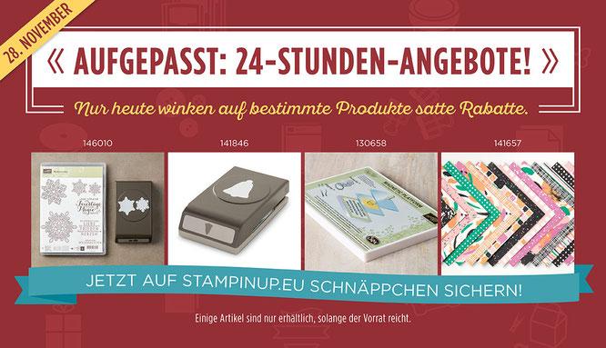 Stampin' Up! Angebot Magnetplatte Stempelkiste