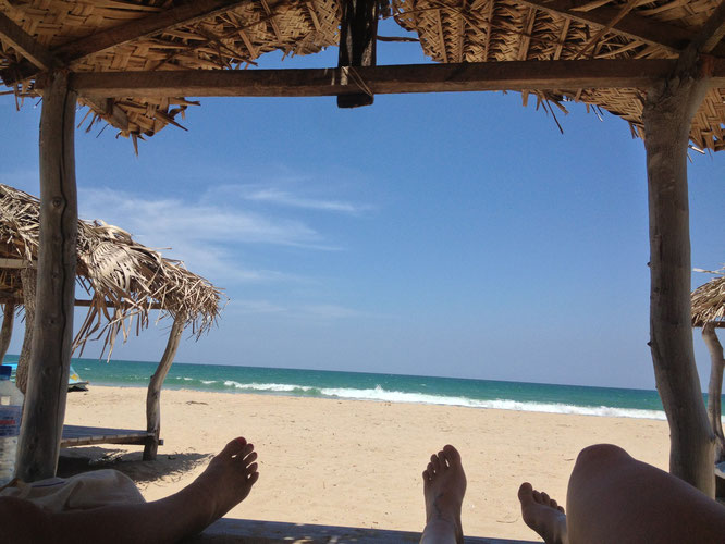 Trincomalee Nilaveli Beach - Sri Lanka