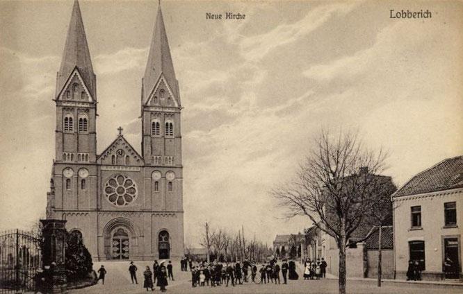 Kirche von Lobberich - Quelle: lobberich.de / VVV