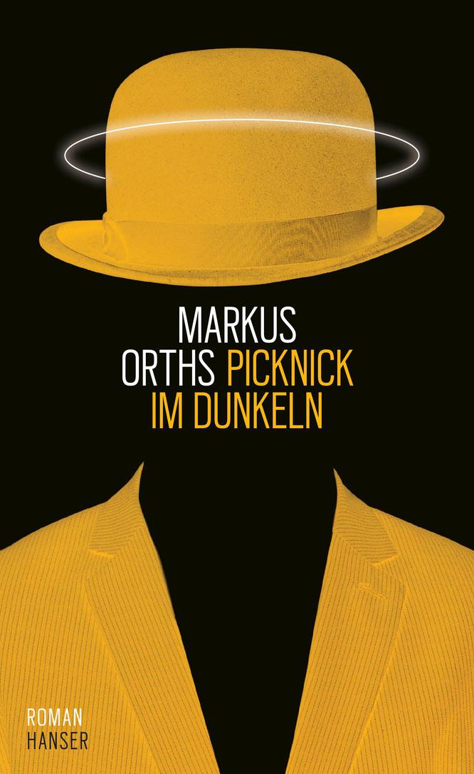 Foto: Cover von Markus Orths, Picknick im Dunkeln