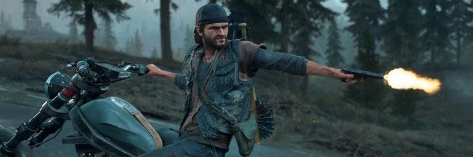 """Open-World, die ihre Geschichte unbedingt mithilfe von Film-Mechanismen erzählen will: """"Days Gone"""" von Sony Bend"""