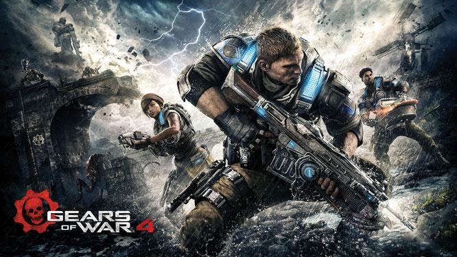 """Im vierten """"Gears of War"""" gibt Hollywood-Komponist Ramin Djawadi die Töne an. Der vierte Teil der erfolgreichen Shooter-Reihe ist für Oktober angekündigt."""