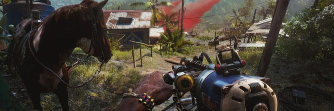 """Eröffnet vermutlich noch dieses Jahr in einem Kuba-ähnlichen Insel-Staat das Feuer: """"Far Cry 6"""""""