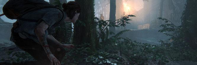"""Hoher Anspruch an Inszenierung und Erzählung, aber wenig Bewegungsfreiheit: """"The Last of Us, Part 2"""" von Naughty Dog"""
