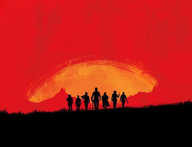"""Also doch: Die gestern veröffentlichten Teaser-Illustrationen wiesen tatsächlich auf ein neues """"Red Dead Redemption"""" hin."""