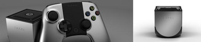 Hat von der Überalterung der Konsolen-Generation PS3-Xbox360 profitiert, ist nach dem Anbruch der Nachfolge-Generation aber schnell wieder in der Versenkung verschwunden: die u.a. mit Kickstarter-Geldern finanzierte Android-Konsole OUYA.
