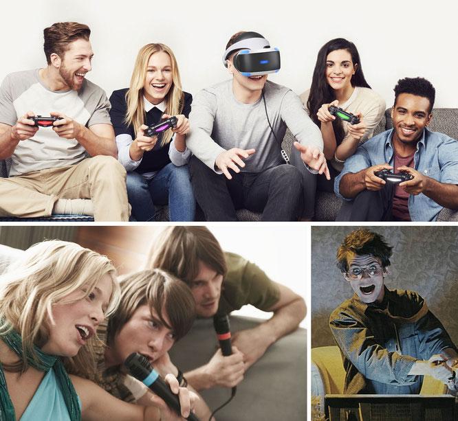 Ob beim VR-Genuss, mit Singstar-Mikros oder beim Retro-Flashback: Was als gutes Spiel empfunden wird, ist zwar individuell verschieden –aber trotzdem gibt es einigen allgemeingültige Regeln, die sich Entwickler zunutze machen.
