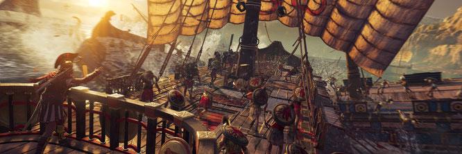 "Bild: ""Assassin's Creed Odyssey"", Ubisoft"