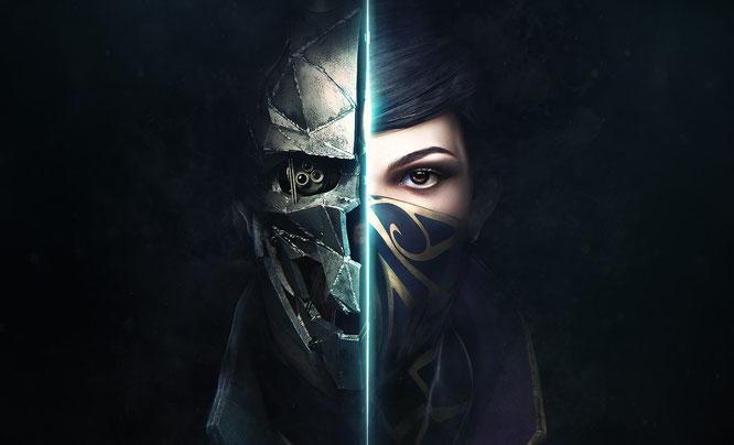 Wer wollen wir sein? Der Mann mit der Maske –oder seine Tochter? Der Spielstil der beiden Antihelden unterscheidet sich teils dramatisch –auch ihre Geschichten entwickeln sich (zumindest dezent) anders.