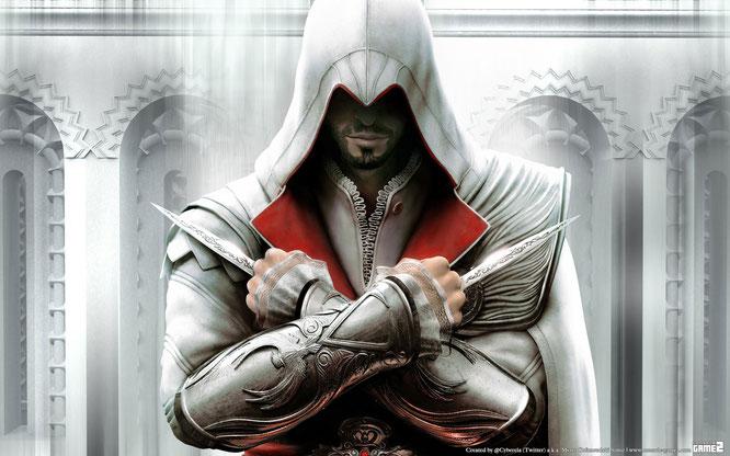 Ist dem anderen Geschlecht extrem zugetan: Ezio Auditore macht selbst seinem Landsmann Casanova Konkurrenz.