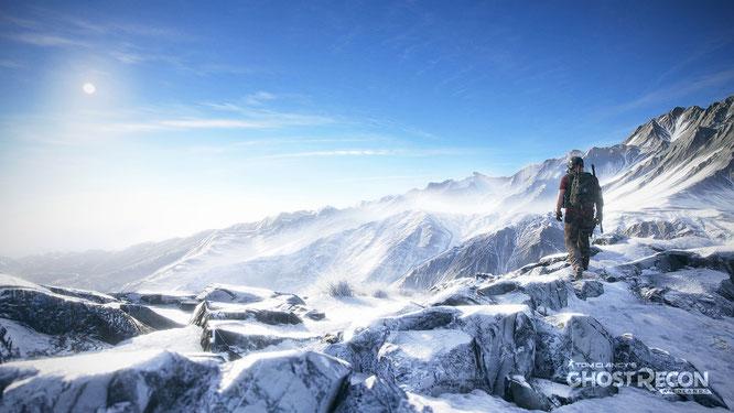 """Marken wie """"Assassin's Creed"""", """"FarCry"""" und """"Tom Clancy"""" (im Bild: """"Tom Clancy's Ghost Recon: Wildlands"""") haben Ubisoft an die Weltspitze der großen Spiele-Anbieter katapultiert. Jetzt stemmt sich das Unternehmen gegen eine feindliche Übernahme."""